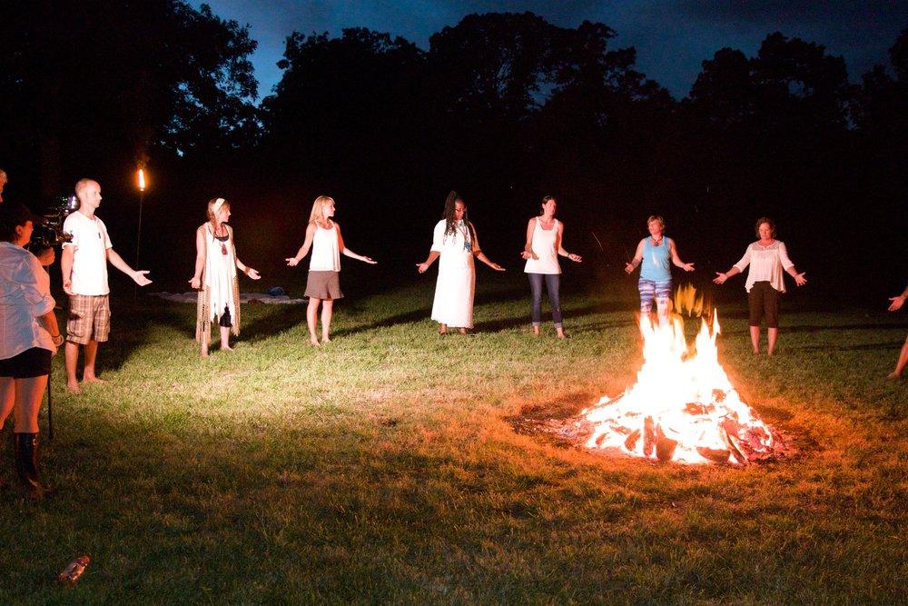 Firewalking Seminars