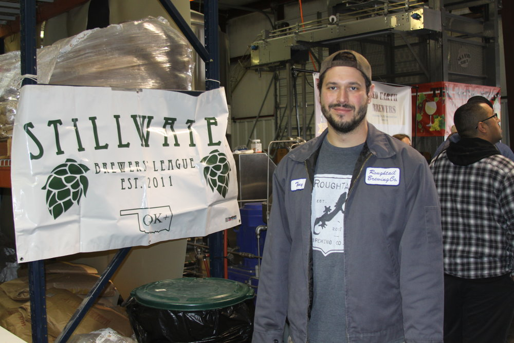 Roughtail Brewing Co-Owner Toni Tielli