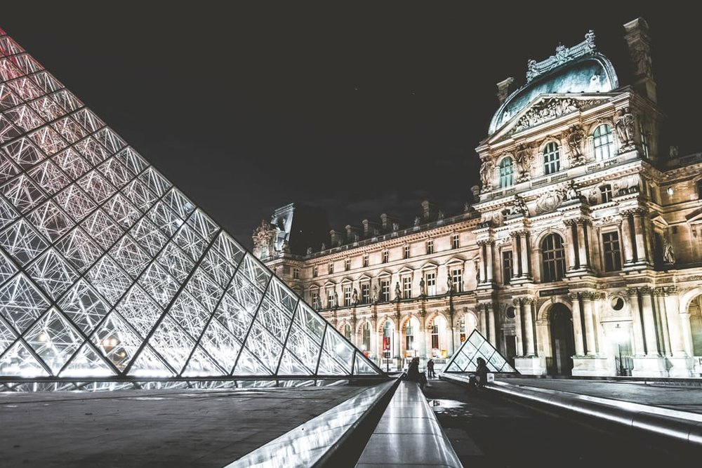 Louvre- Paris