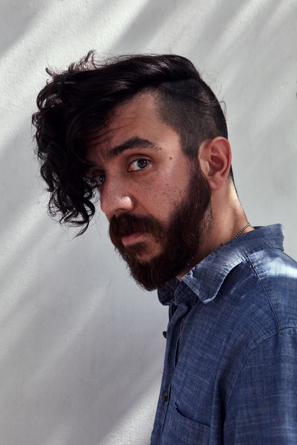 Kaveh Akbar by Marlon James.jpg