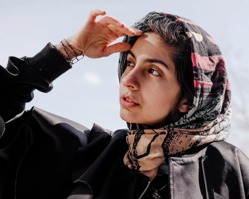 NY TIMES - A Muslim Fashion Blogger With a Fierce Message