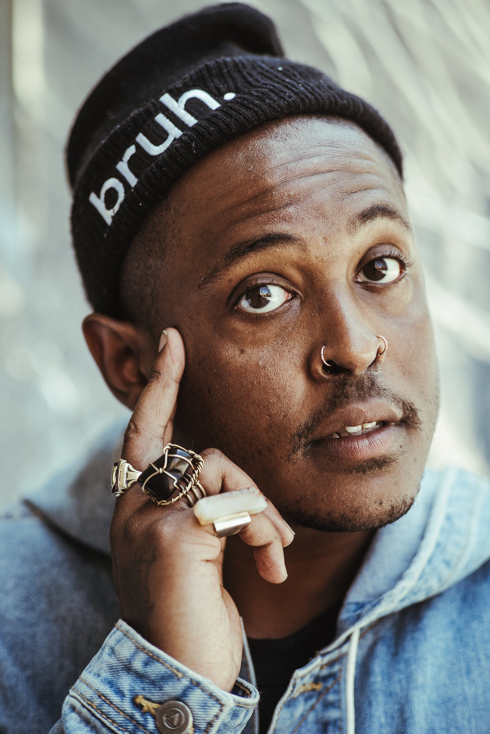 THE GUARDIAN - Danez Smith Becomes Youngest Winner of Forward Poetry Prize