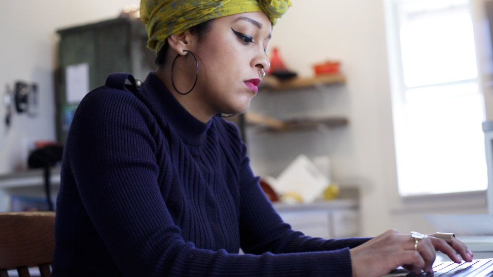 NEWSWEEK - WOMEN TO WATCH—AN INTERVIEW WITH EVE EWING