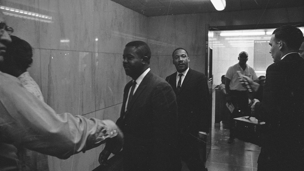 THE ATLANTIC - MARTIN LUTHER KING JR. WAS BAILED OUT BY A MILLIONAIRE: INCARCERATED PEOPLE TODAY AREN'T SO LUCKY