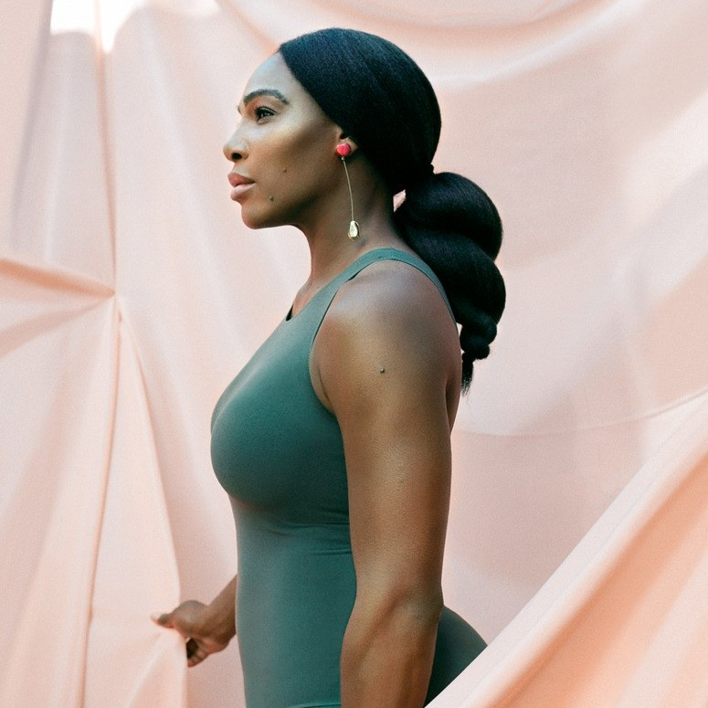ALLURE MAGAZINE - Serena Williams: The Power of Unapologetic Greatness