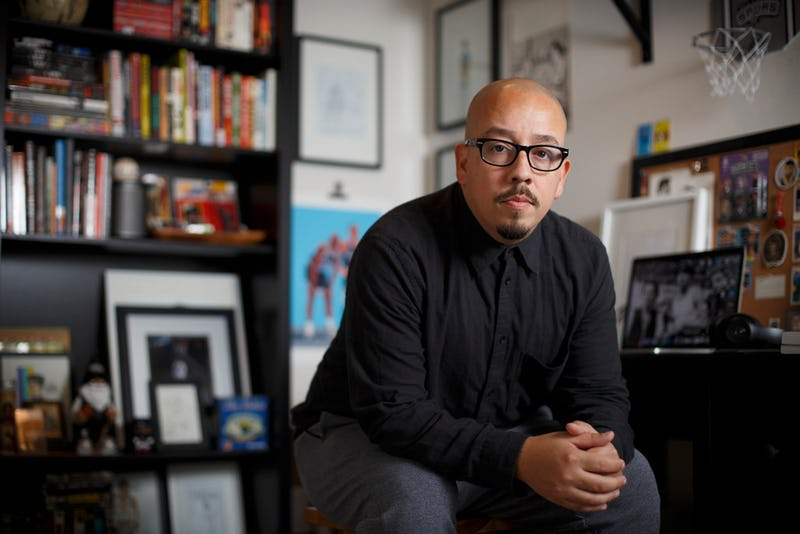 DALLAS NEWS - Shea Serrano on how he went from working for a construction company to being a best-selling writer