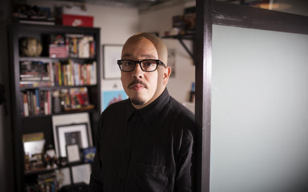 TEXAS MONTHLY - Shea Serrano's New Podcast, 'Villains,' Is Like Listening in on His Movie Club