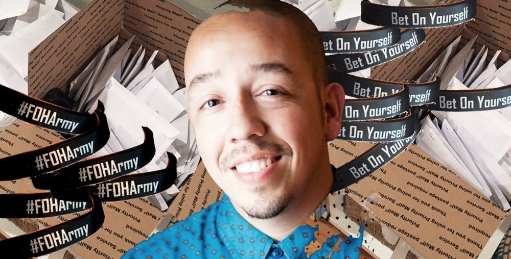 GQ - How Grantland's Shea Serrano Became a New York Times Best-Selling Author