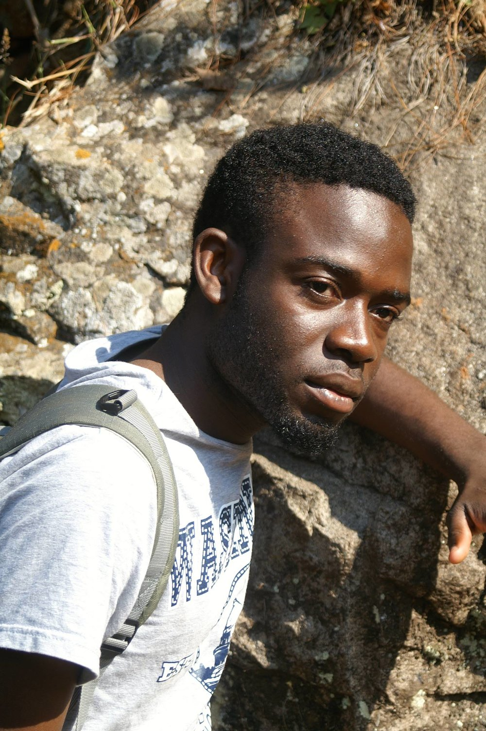 "Meet Godfrey Kambewa, one of the first 2012 Students with dreams Programme graduates. Godfrey created his project ""Condom Couture"" to reduce the rate at which the youth in Malawian tertiary institutions contract HIV/AIDs by creating an atmosphere in which condoms were de-stigmatised, normalised and discussed openly without embarrassment.  -"