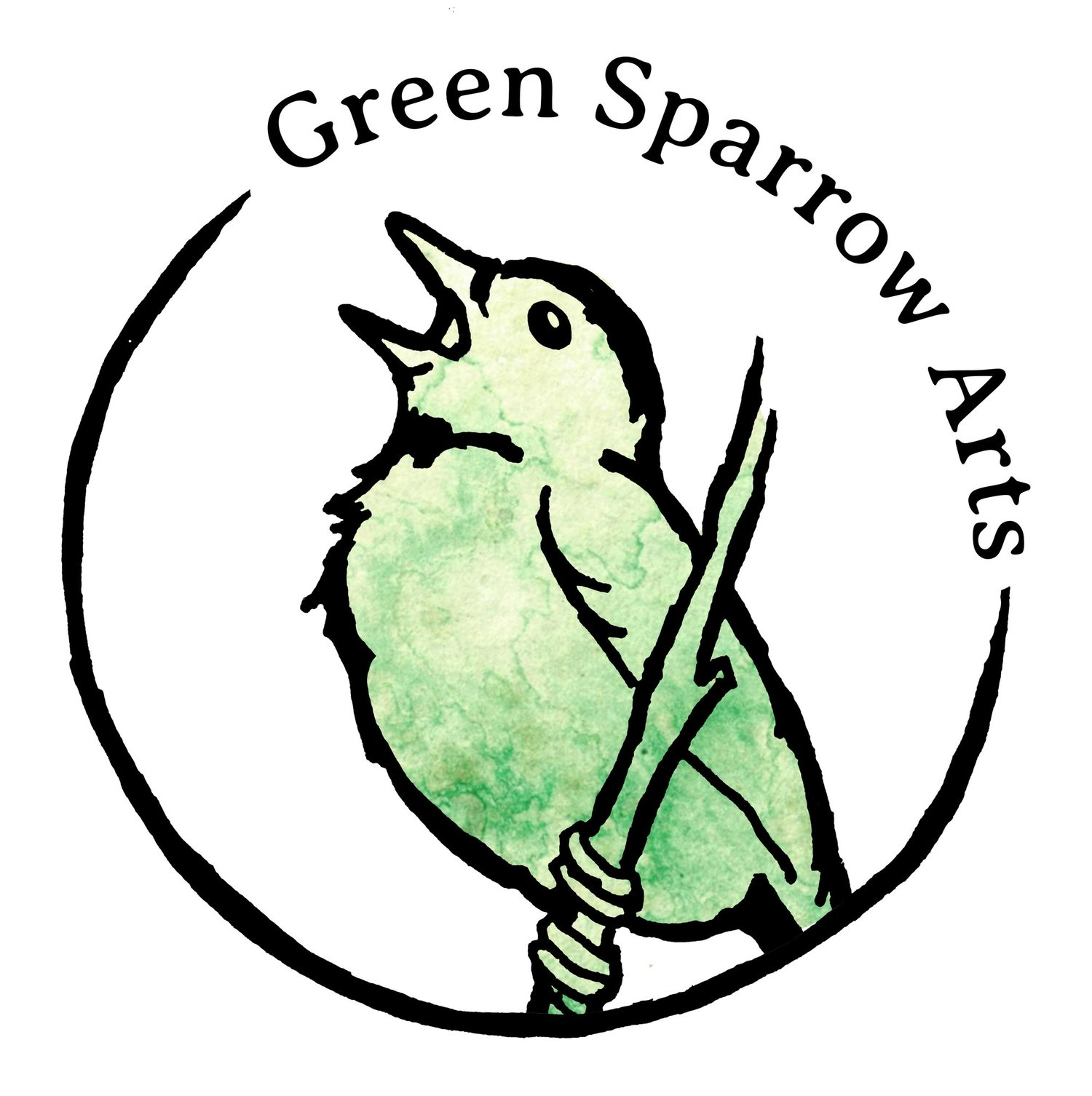Green Sparrow Arts