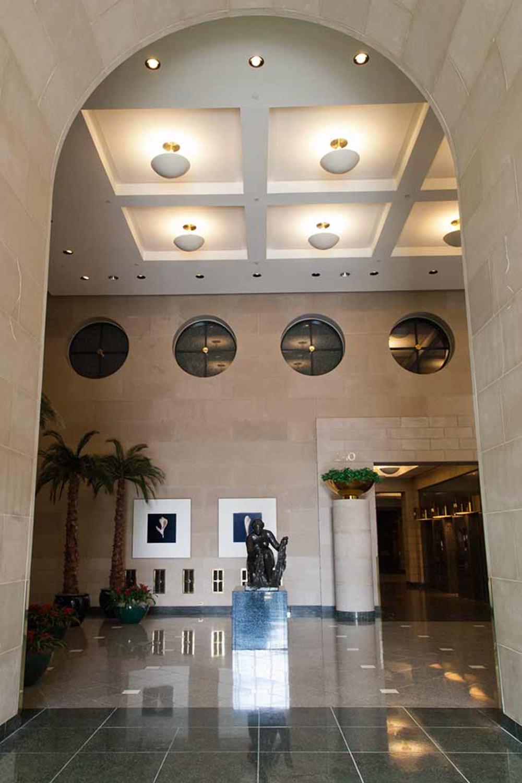 The Shell Collection Exhibition, BankAmerica Center, Orlando