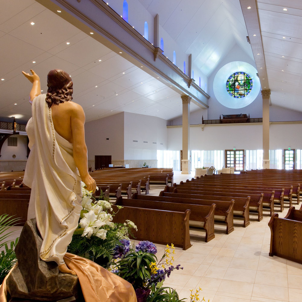 Saint Bernadette Catholic Church, Port St. Lucie, Florida