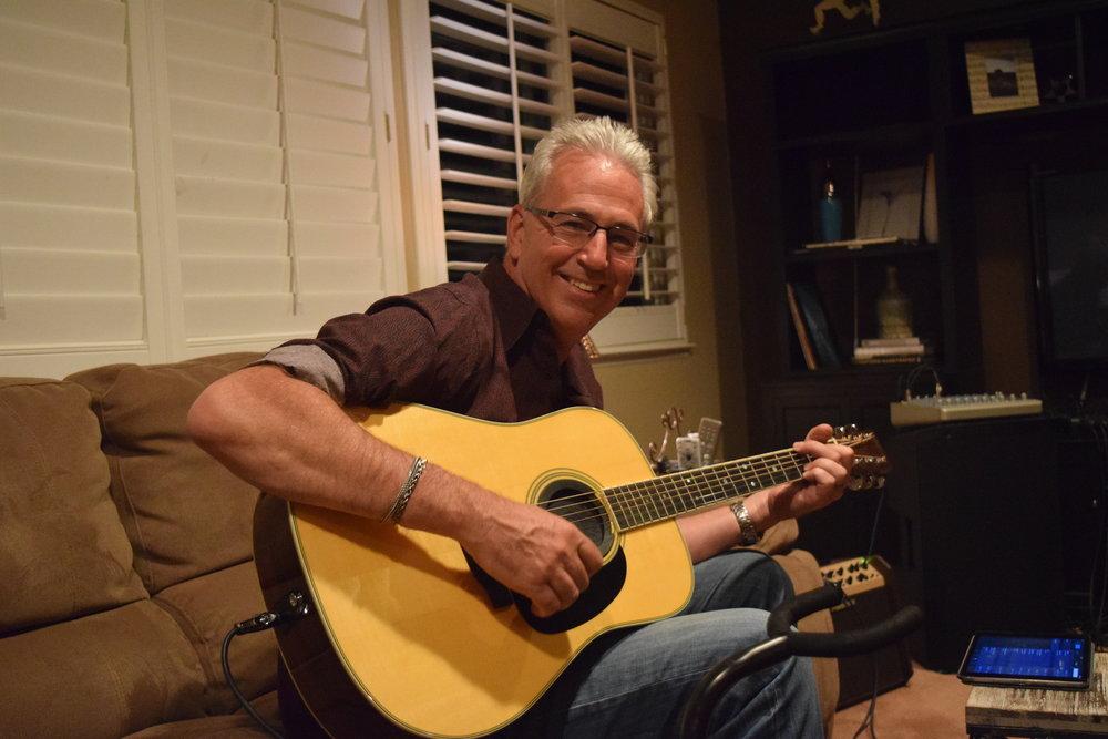 Jeff, Rhythm Guitar