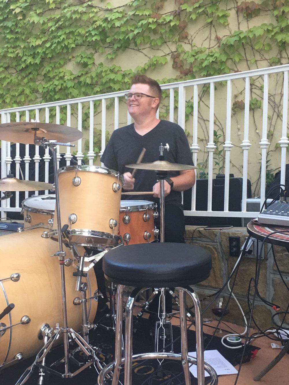 Colton, Drummer