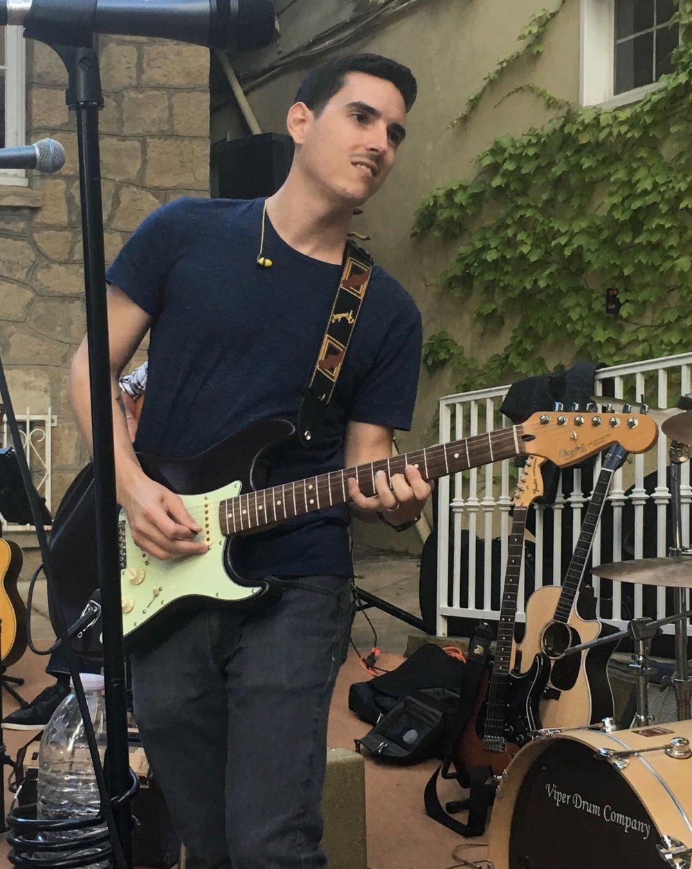 Josh, Lead Singer and Guitarist