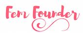 Liz Green interviewed by FemFounder