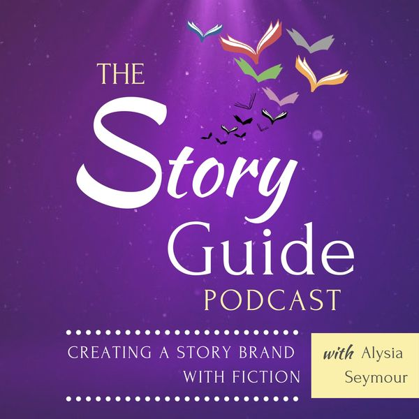 Liz Green interviewed on The Story Guide Podcast