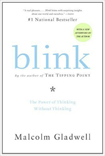 Writing lessons from Blink by Malcolm Gladwell, on greengooseghostwriting.com.