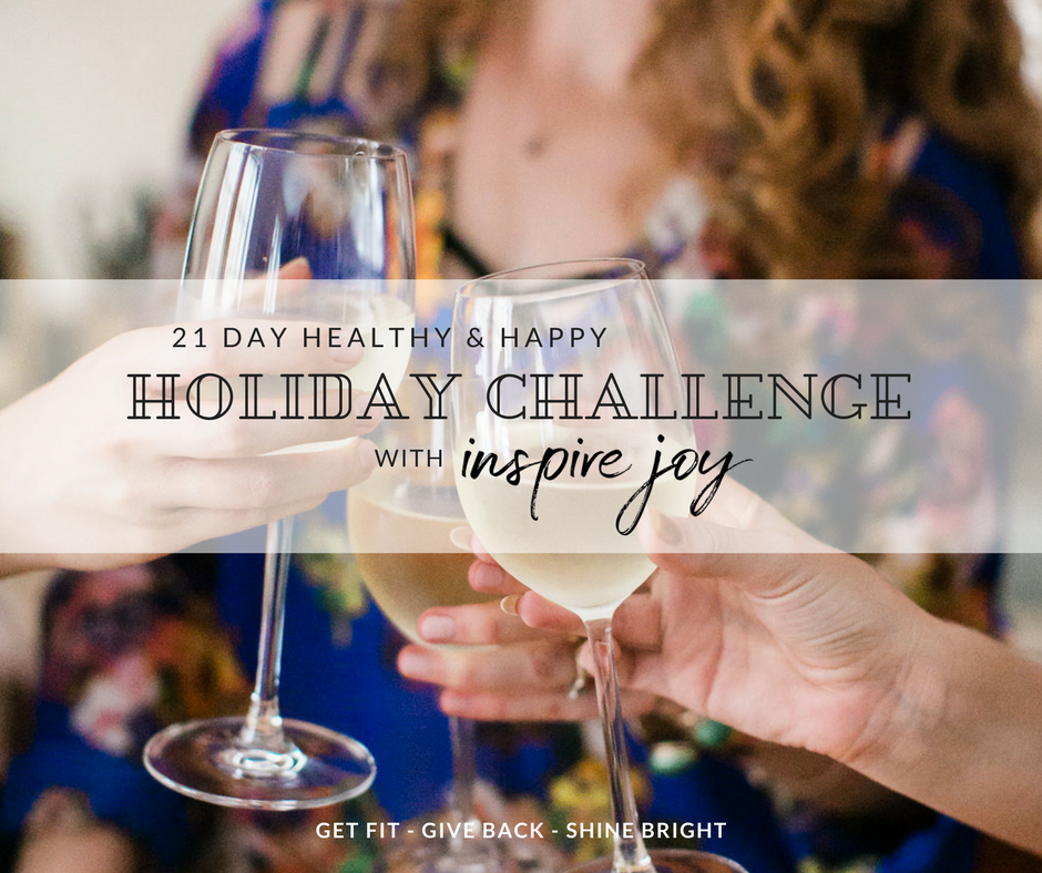 Healthy Happy Holidays Challenge