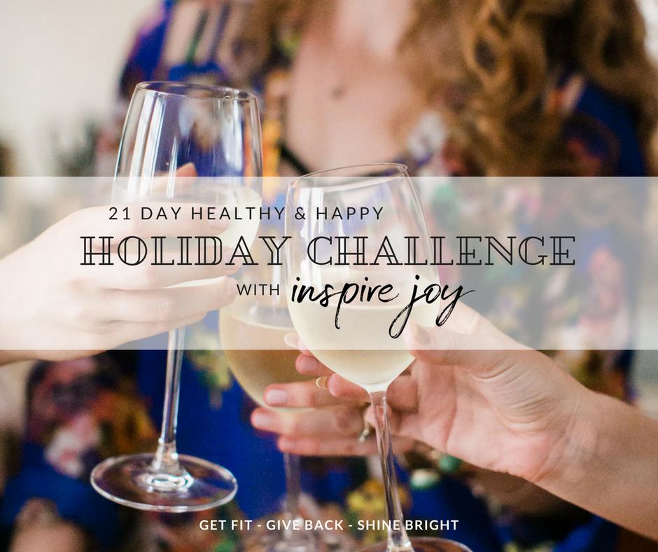 Healthy Happy Holidays Challenge