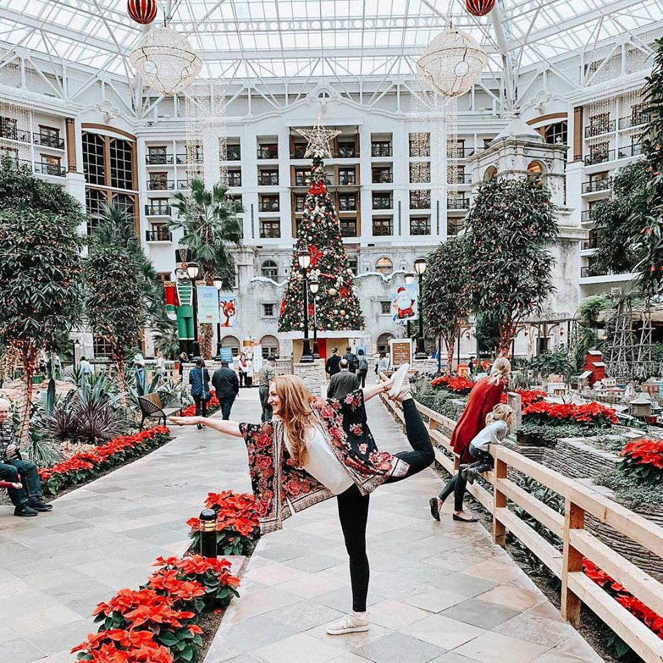 Happy Healthy Holidays with Inspire Joy