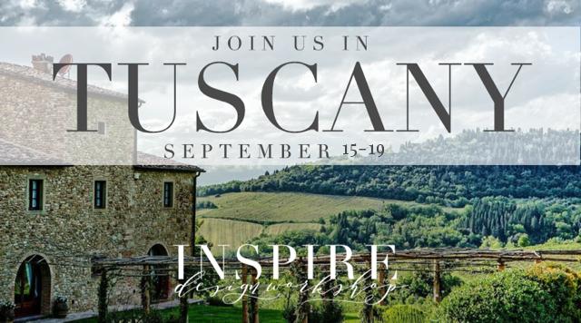 Inspire tuscany