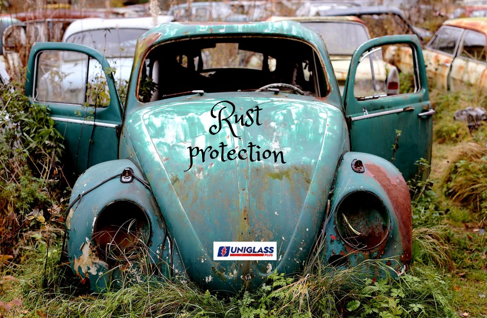 I may need more then 4 types of rust protection...