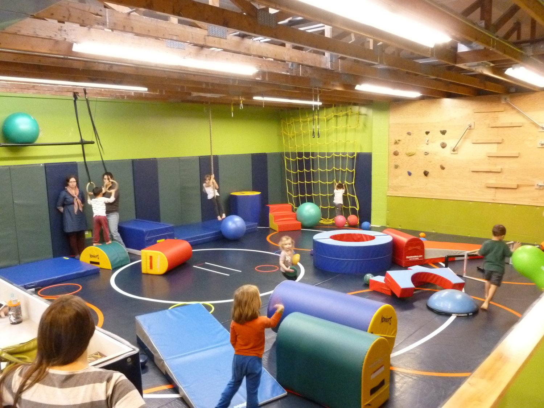 The playground gym