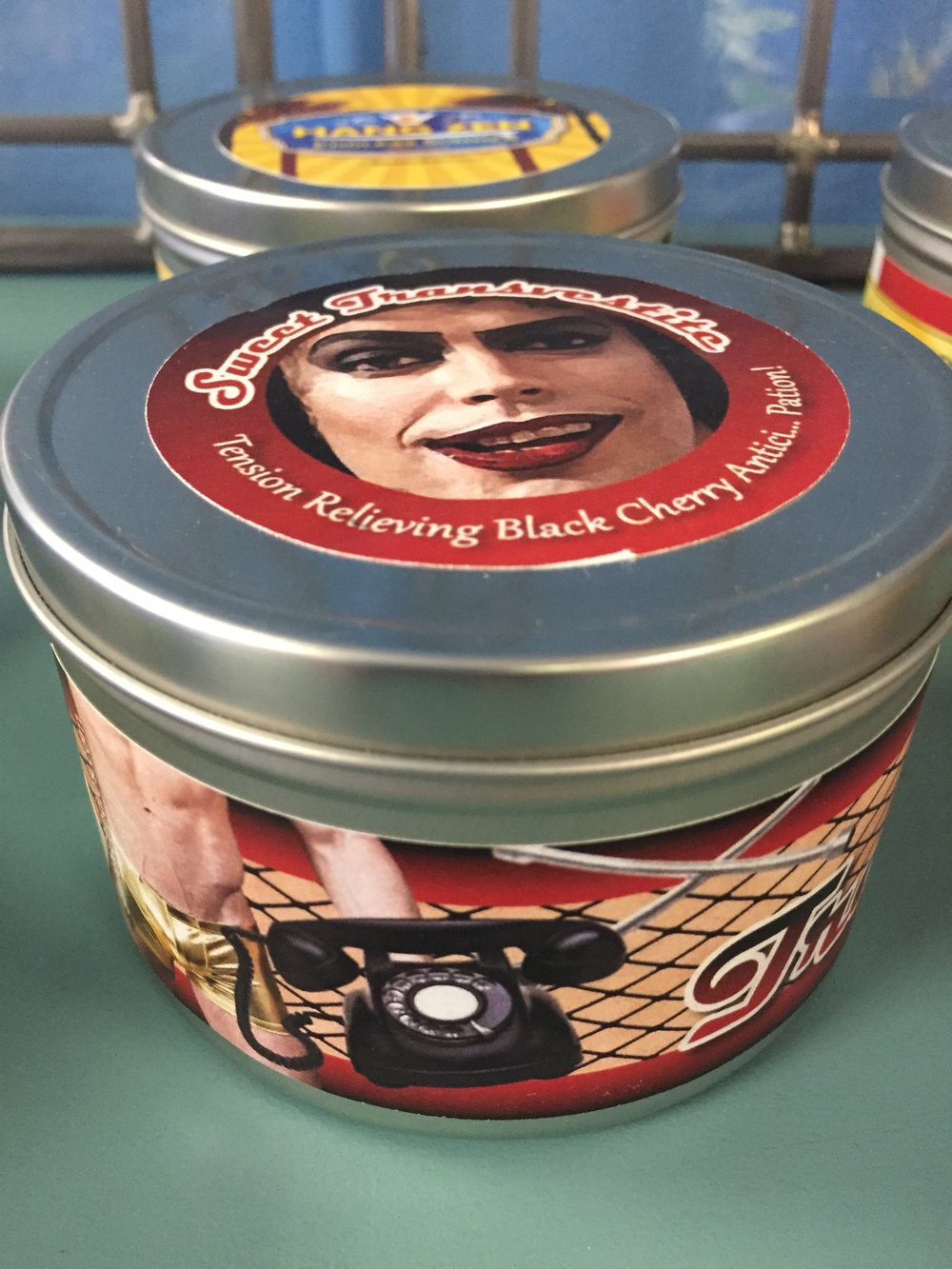 Sweet Transvestite Candle
