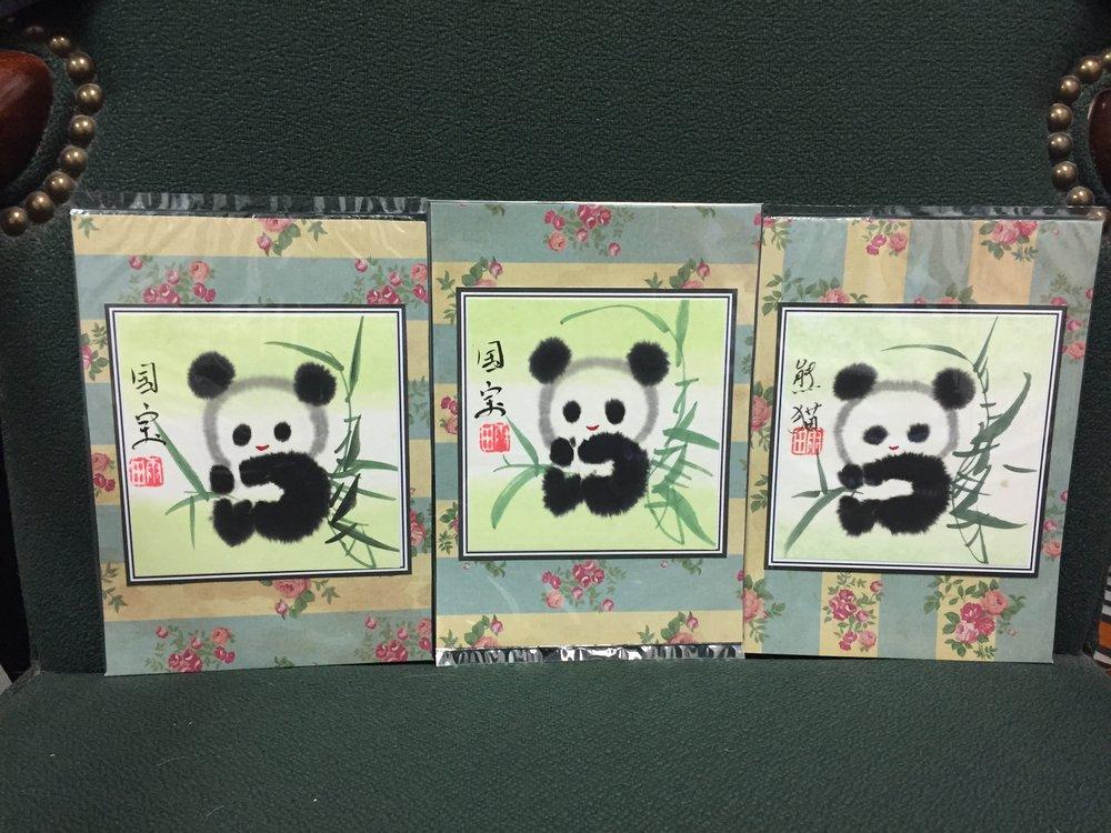 Loving Panda