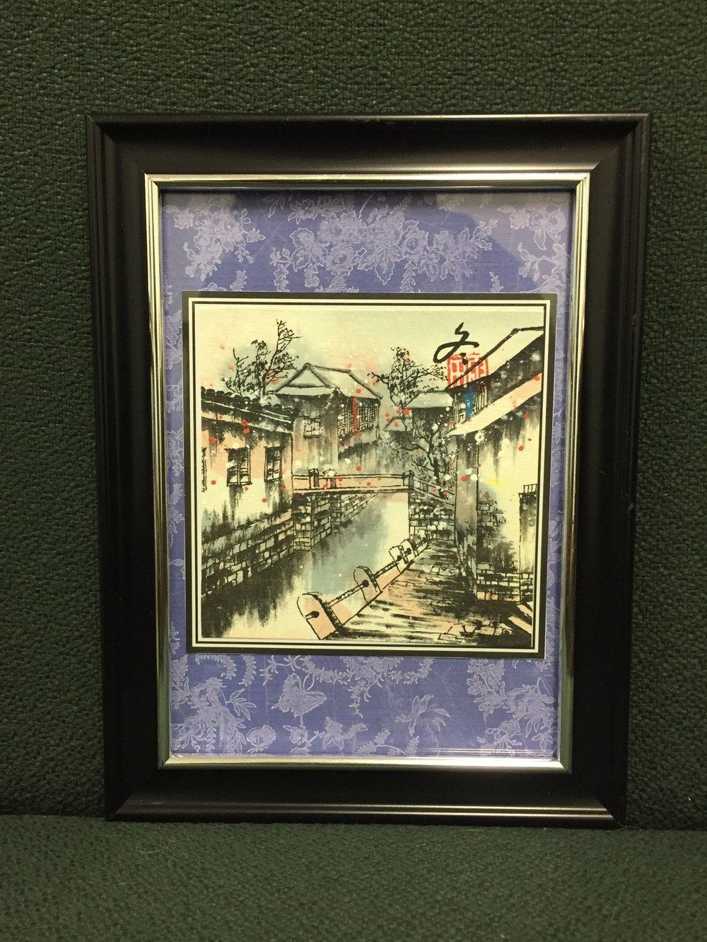 Old Suzhou- Winter