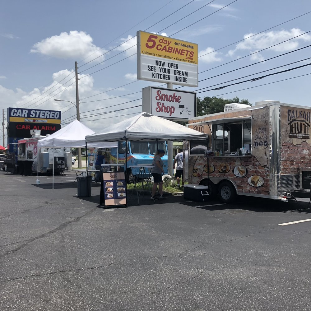 Andee's Expo Food Trucks