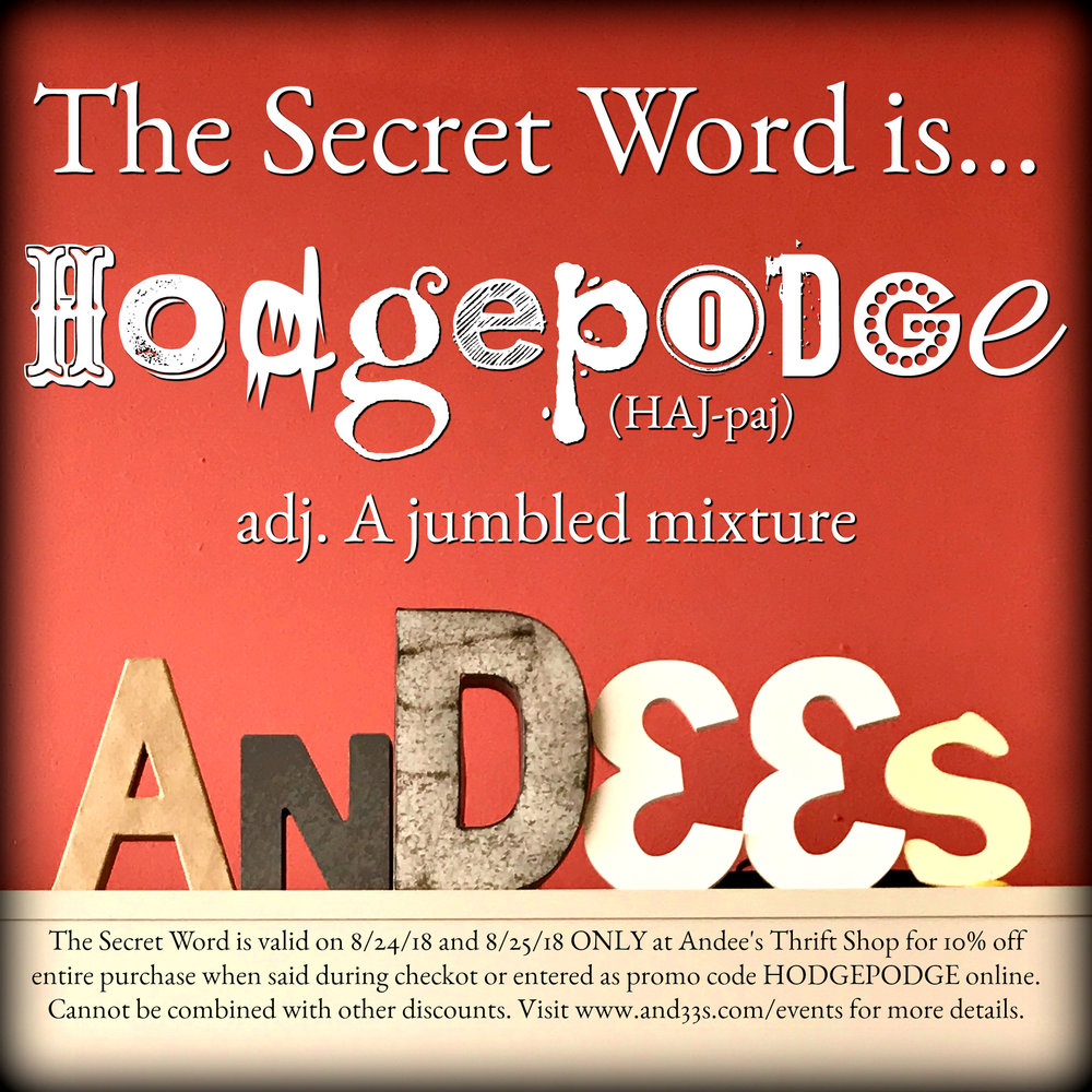 Hodgepodge-Secret-Word