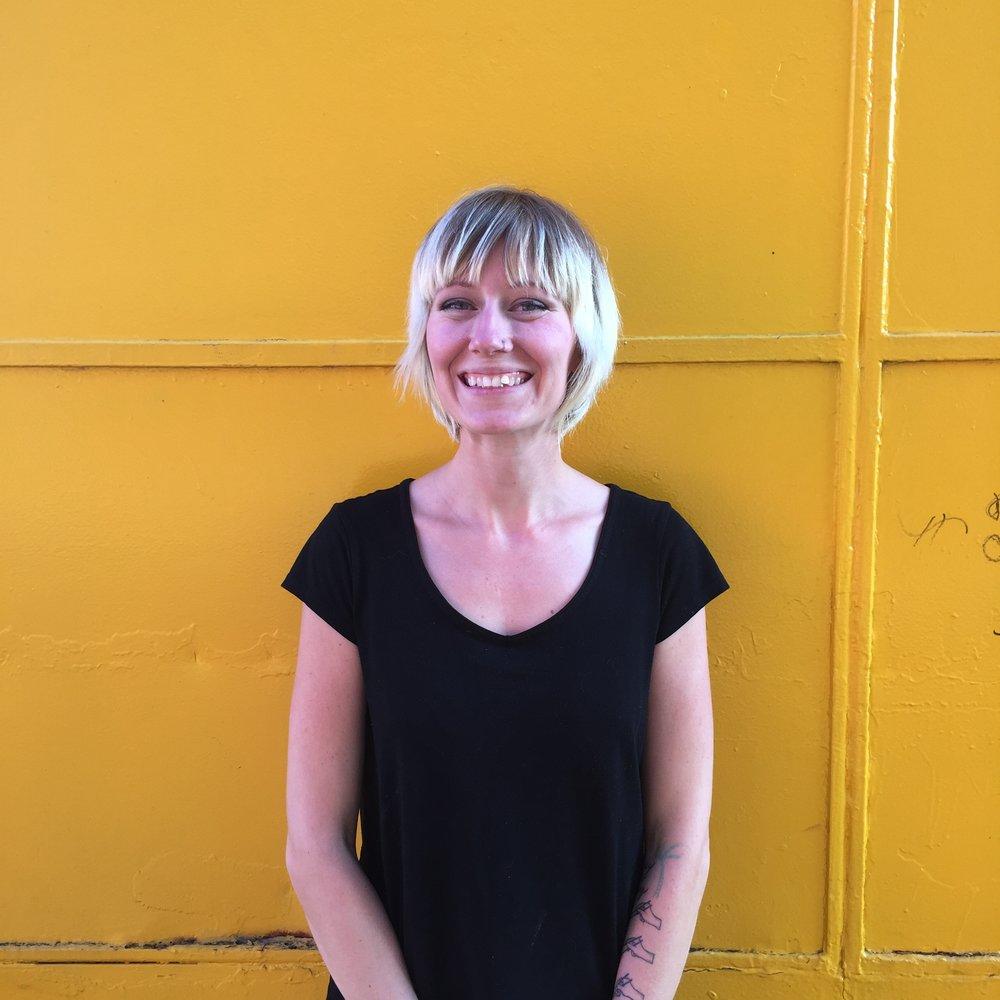 Hannah Bearden  Story teller and sculptor   @cactuslegs   hannahbearden.com