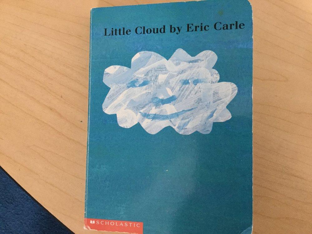 Little Cloud was a big hit!