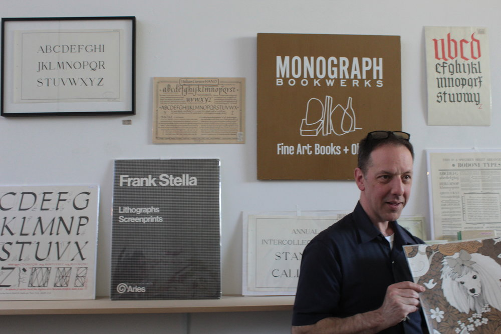 Portland Letterpress Printers Fair,     April 2016 - Design Week Portland