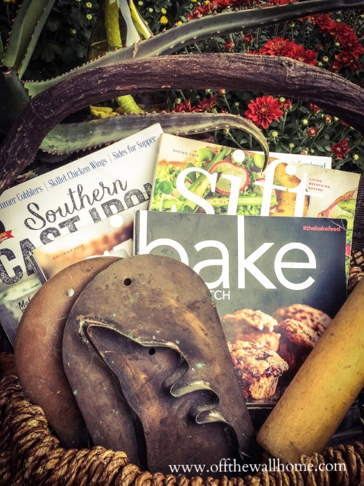 Amazing Magazines To Try Out Right Now by Off The Wall Home. Bake and Sift Magazines are amazing!