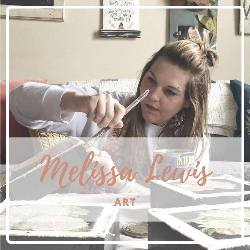 Melissa Lewis Art