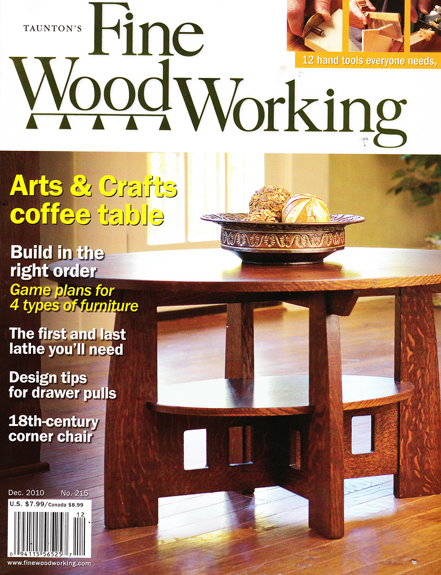 Fine Wood Working  Dream Rocker