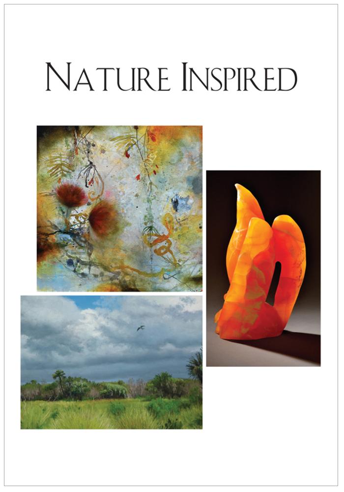 NATURE INSPIRED December 2015