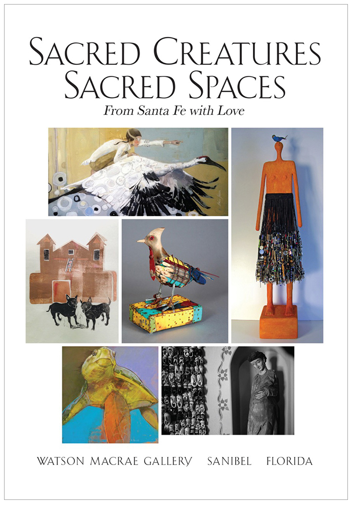 SACRED CREATURES, SACRED SPACES, January 2016