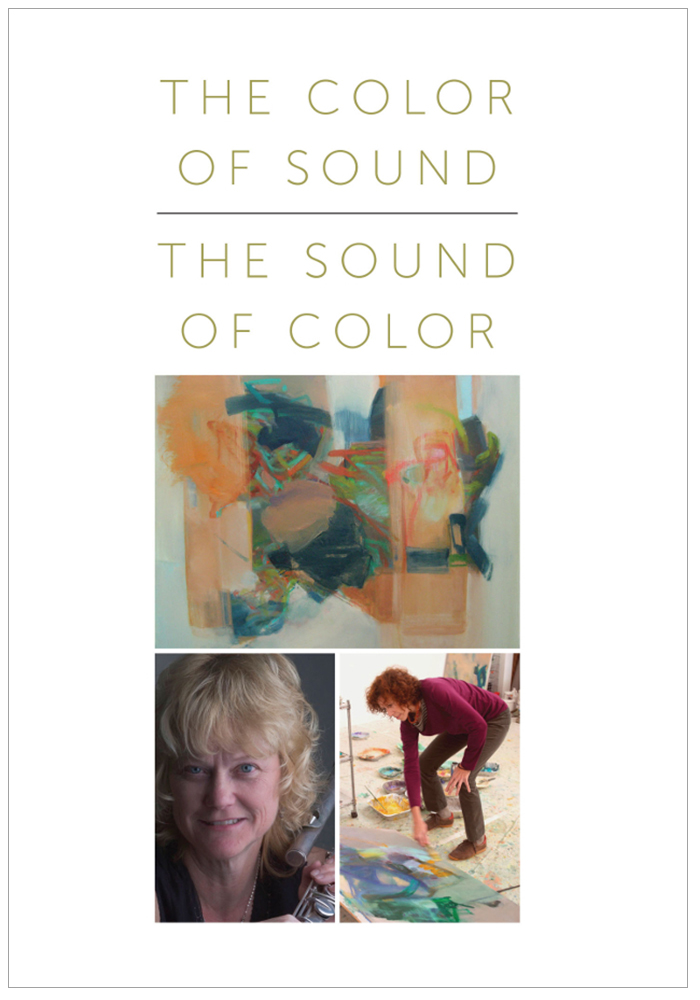 THE COLOR OF SOUND, THE SOUND OF COLOR, February 2016
