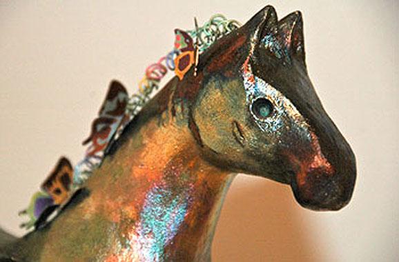 Sacred Creatures Messenger Horse 2 Sheena Cameron.jpg