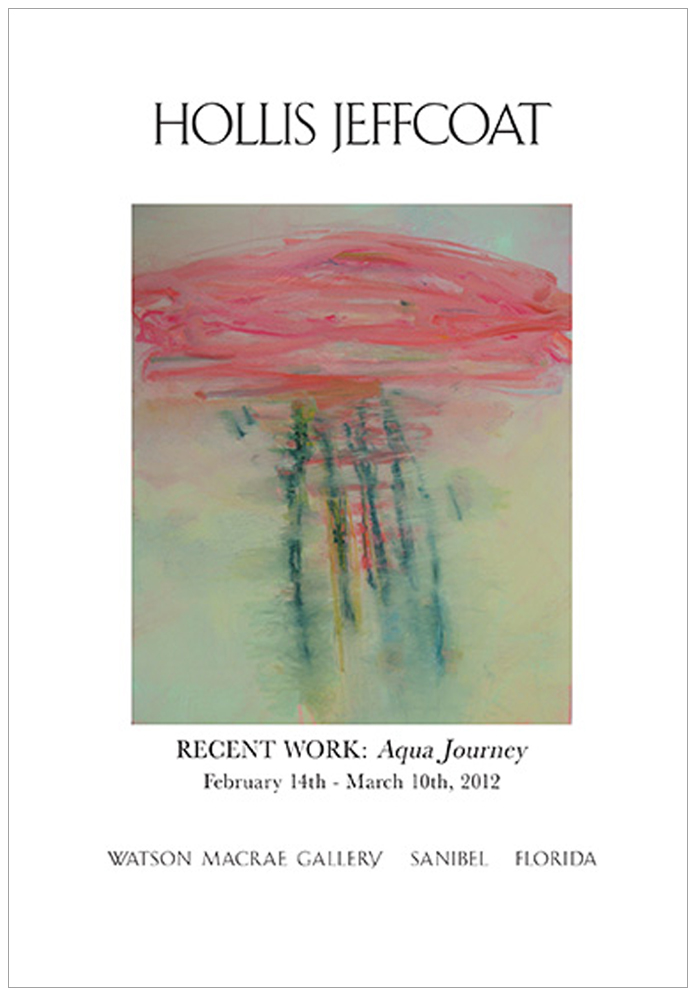 HOLLIS JEFFCOAT: AQUA JOURNEY February 2012