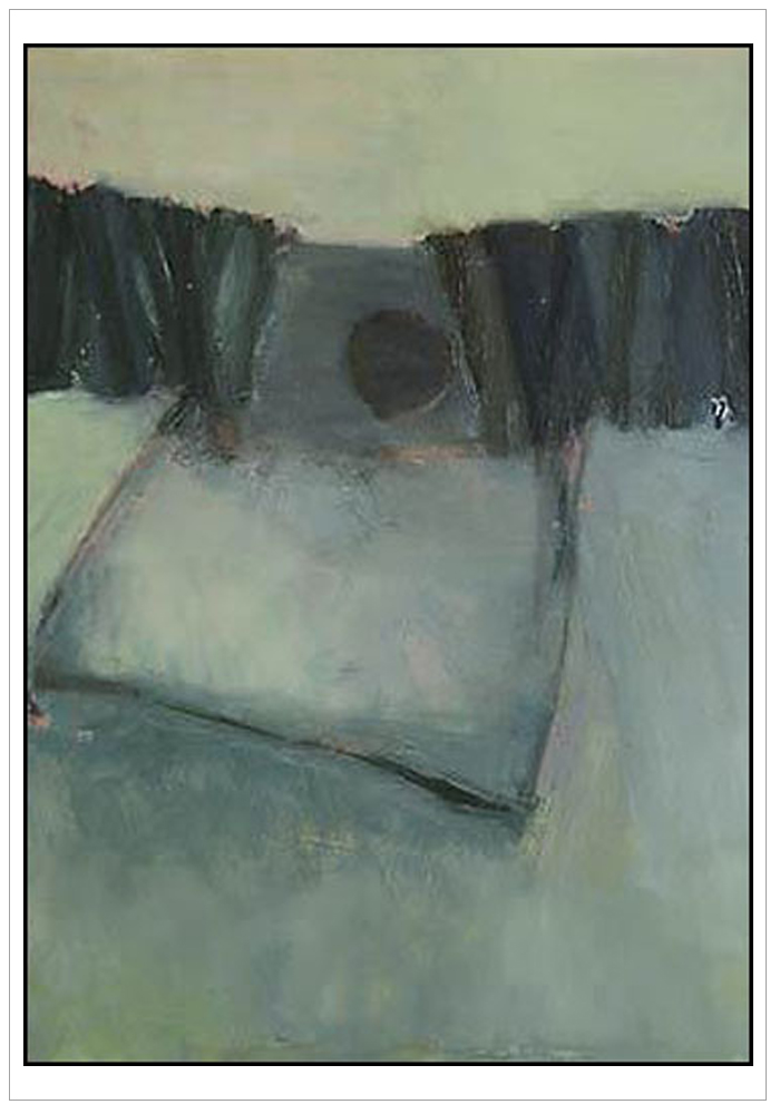 HOLLIS JEFFCOAT: THE YEARS IN PAINT, November 2012