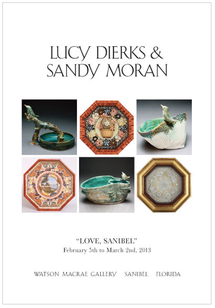LUCY DIERKS & SANDY MORAN February 2013