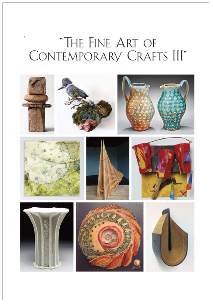 THE FINE ART OF CONTEMPORARY CRAFTS III, January 2015