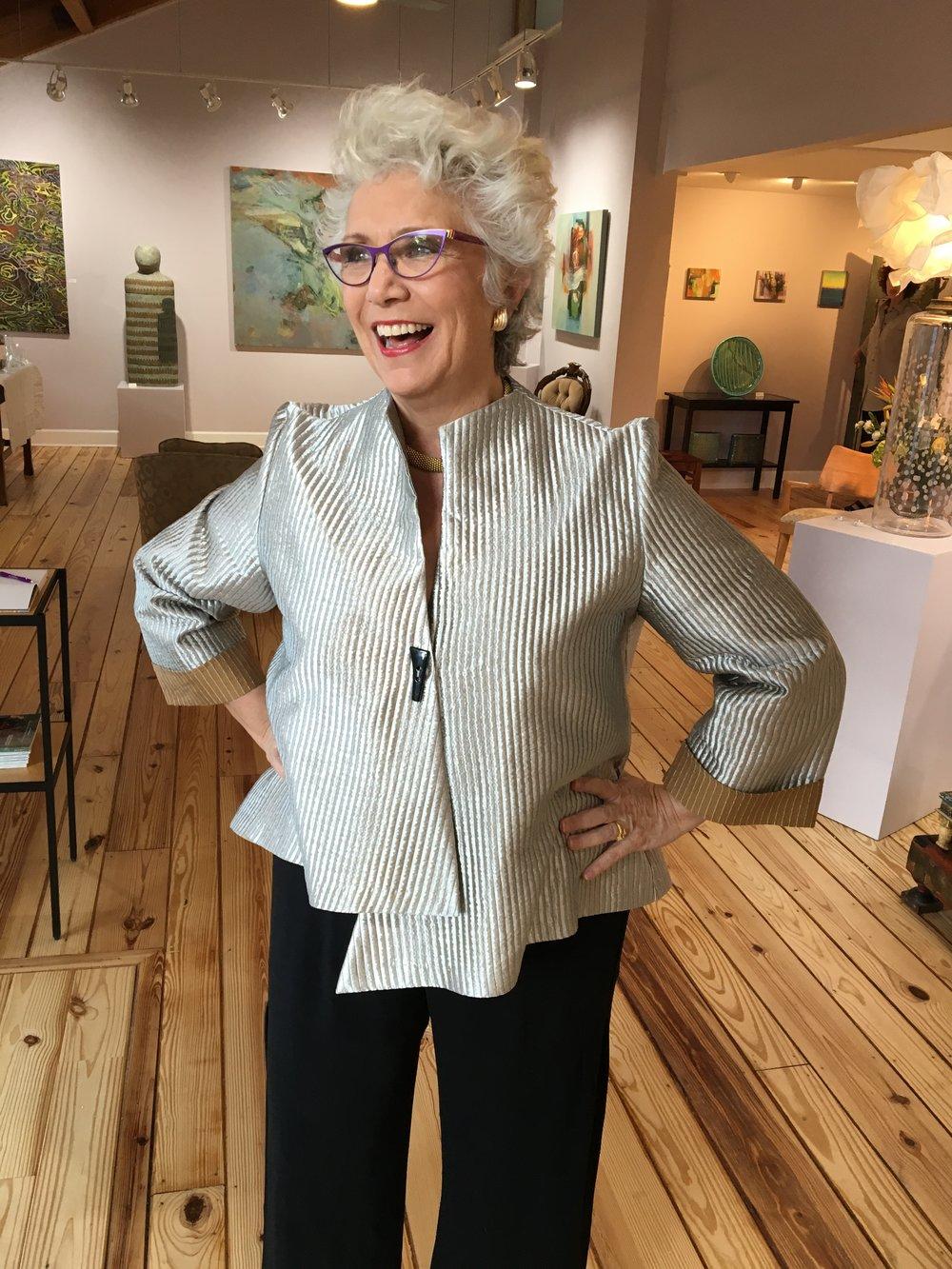 Maureen Watson  Owner, Watson MacRaeGallery