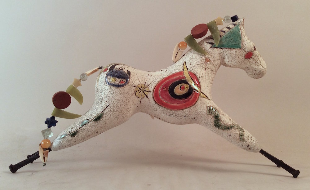 Homage 2 Joan Miro - Front