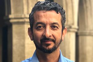 Eduardo Uribe, Venue Supervisor